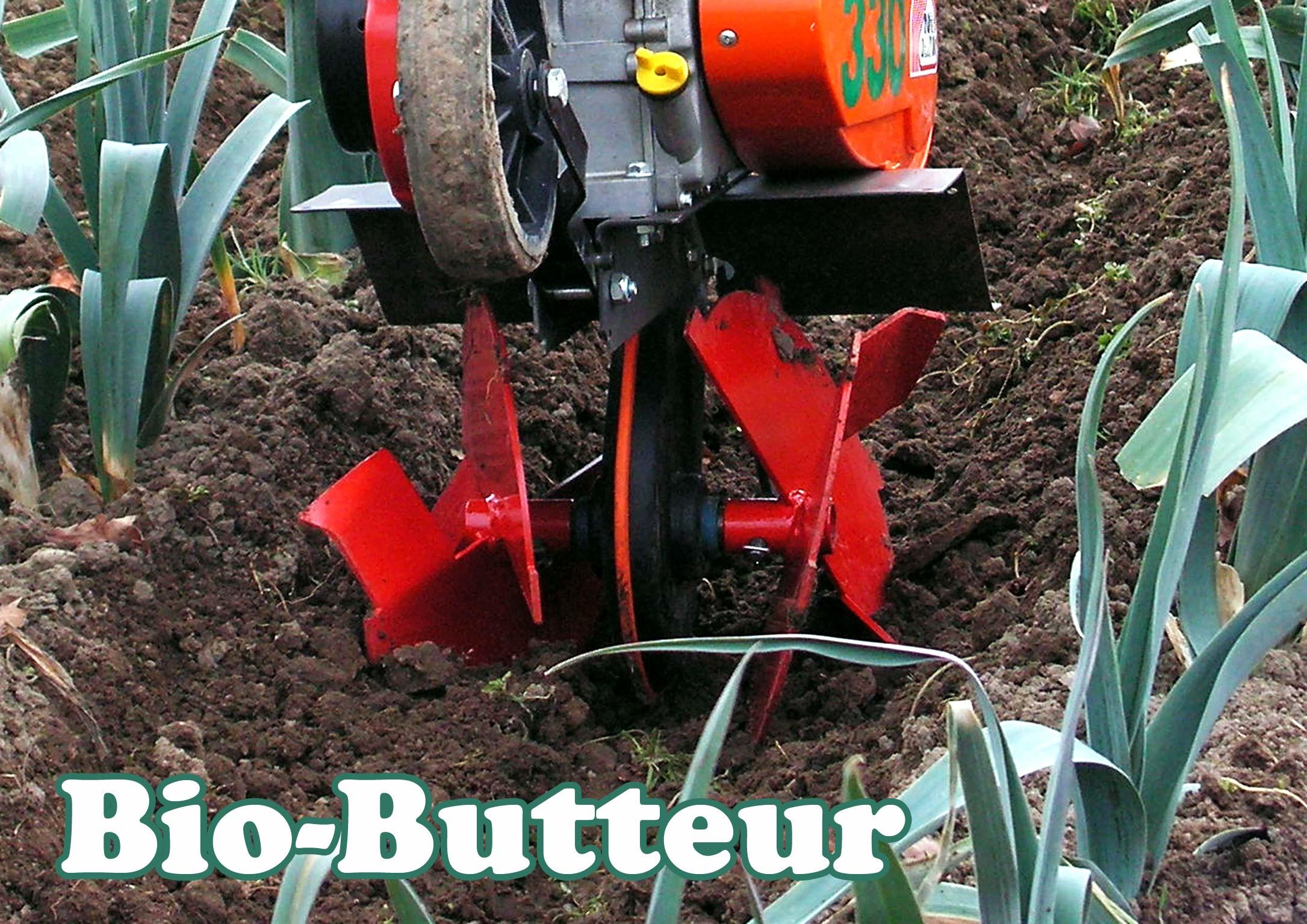 Description bio butteur - Butter pomme de terre ...